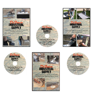 Fabricating Stone DVDs All 3 DVDs