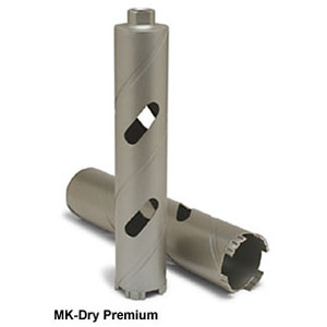 Dry Diamond Masonry Core Bits
